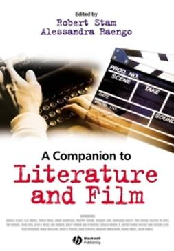 Raengo, Alessandra - A Companion to Literature and Film, ebook