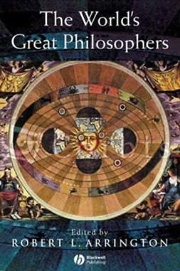 Arrington, Robert L. - The World's Great Philosophers, ebook