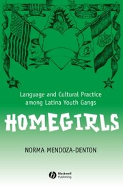 Mendoza-Denton, Norma - Homegirls: Language and Cultural Practice Among Latina Youth Gangs, ebook