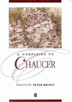 Brown, Peter - A Companion to Chaucer, ebook