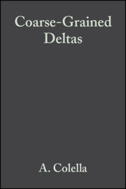 Colella, Albina - Coarse-Grained Deltas: Special Publication 10 of the IAS, ebook
