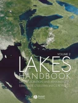 O'Sullivan, Patrick - The Lakes Handbook: Lake Restoration and Rehabilitation, ebook