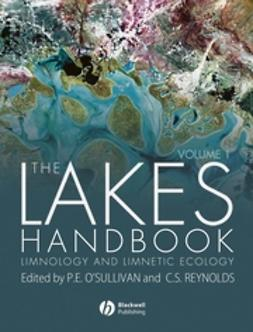 O'Sullivan, Patrick - The Lakes Handbook: Limnology and Limnetic Ecology, ebook
