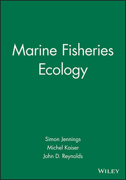 Jennings, Simon - Marine Fisheries Ecology, e-kirja
