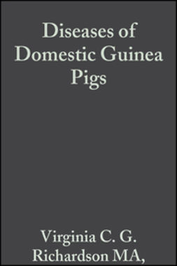 Richardson, Virginia C. G. - Diseases of Domestic Guinea Pigs, ebook