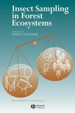 Leather, Simon R. - Insect Sampling in Forest Ecosystems, ebook