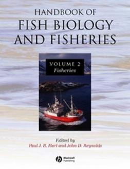 Hart, Paul J. B. - Handbook of Fish Biology and Fisheries, e-bok