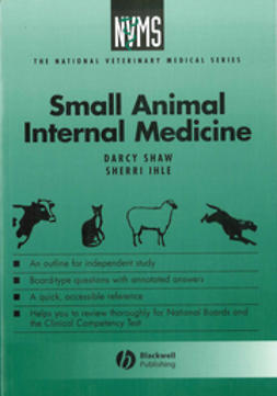 Ihle, Sherri L. - Small Animal Internal Medicine, ebook