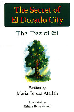 Atallah, Maria Teresa - The Tree of El, ebook