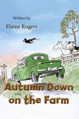 Rogers, Elaine - Autumn Down on the Farm, ebook