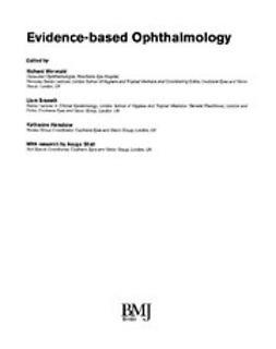 Wormald, Richard - Evidence-Based Ophthalmology, ebook