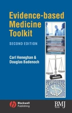 Badenoch, Douglas - Evidence-Based Medicine Toolkit, ebook