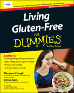 Clough, Margaret - Living Gluten-Free For Dummies - Australia, ebook