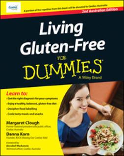 Clough, Margaret - Living Gluten-Free For Dummies - Australia, e-bok
