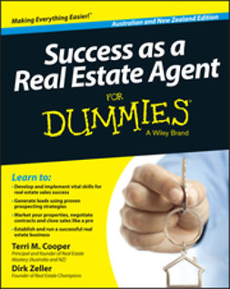 Cooper, Terri M. - Success as a Real Estate Agent for Dummies, ebook