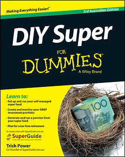 Power, Trish - DIY Super For Dummies, ebook