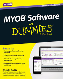 Curtis, Veechi - MYOB Software for Dummies - Australia, ebook