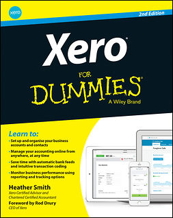 Drury, Rod - Xero For Dummies, ebook