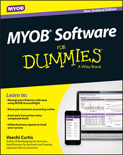 Curtis, Veechi - MYOB Software For Dummies - NZ, ebook