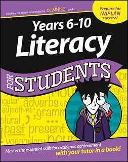 - Years 6-10 Literacy For Students, ebook