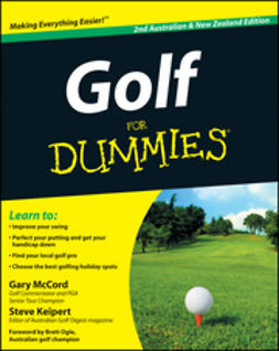 Keipert - Golf For Dummies<sup>&#174;</sup>, Australian and New Zealand Edition, ebook