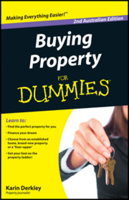 Derkley, Karin - Buying Property For Dummies<sup>?</sup>, ebook