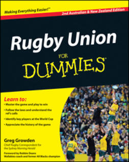 Growden, Greg - Rugby Union For Dummies, ebook