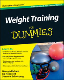 Rickard, Georgia - Weight Training For Dummies, e-bok