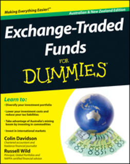Davidson, Colin - Exchange-Traded Funds For Dummies, ebook