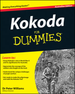 Williams, Peter - Kokoda Trail for Dummies, e-bok