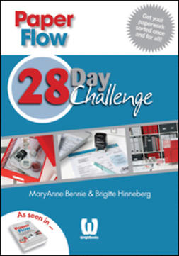 Bennie, MaryAnne - Paper Flow: 28 Day Challenge, ebook