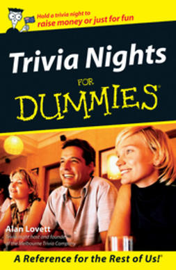 Lovett, Alan - Trivia Nights For Dummies, ebook