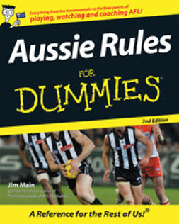 Maine, Jim - Aussie Rules For Dummies, ebook