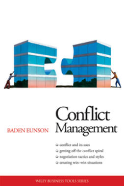 Eunson, Baden - Conflict Management, ebook