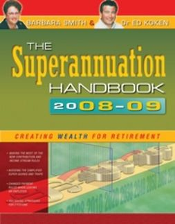 Koken, Ed - The Superannuation Handbook 2008-09, ebook