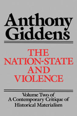 Giddens, Anthony - The Nation-State and Violence, ebook