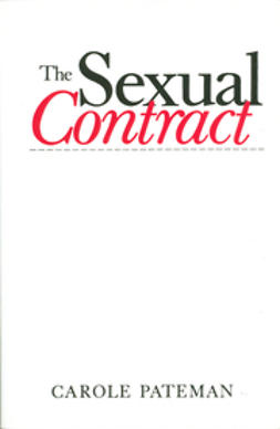 Pateman, Carole - The Sexual Contract, ebook