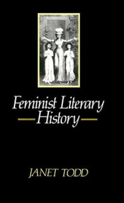 Todd, Janet - Feminist Literary History, ebook