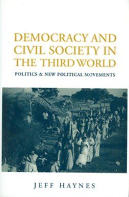 Haynes, Jeffrey - Democracy and Civil Society in the Third World: Politics and New Political Movements, ebook
