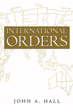 Hall, John R. - International Orders, e-kirja