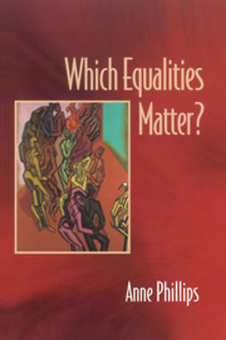 Phillips, Anne - Which Equalities Matter?, ebook
