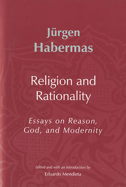 Habermas, Jürgen - Religion and Rationality: Essays on Reason, God and Modernity, e-bok