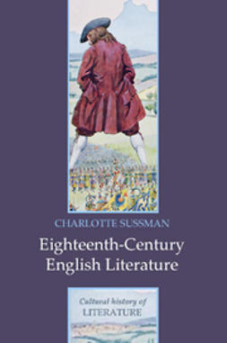 Sussman, Charlotte - Eighteenth Century English Literature, e-bok