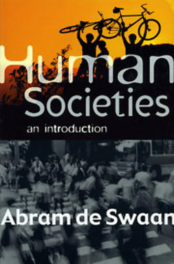Swaan, Abram De - Human Societies: An Introduction, ebook