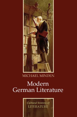 Minden, Michael - Modern German Literature, e-bok