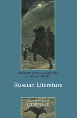 Wachtel, Andrew Baruch - Russian Literature, ebook