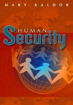 Kaldor, Mary - Human Security, ebook