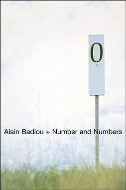 Badiou, Alain - Number and Numbers, ebook