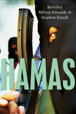 Milton-Edwards, Beverley - Hamas: The Islamic Resistance Movement, ebook