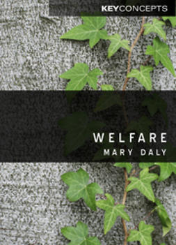 Daly, Mary - Welfare, e-bok